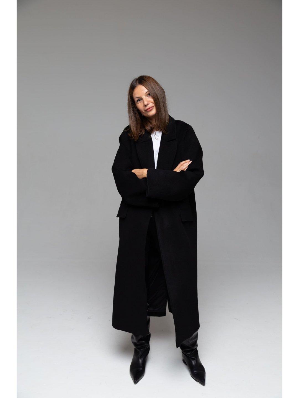 Пальто с широкими рукавами_1