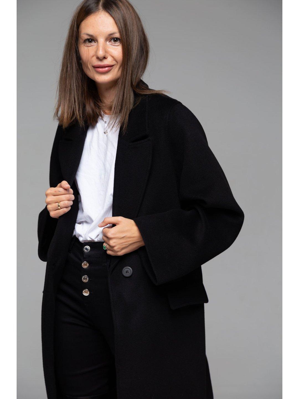 Пальто с широкими рукавами_5