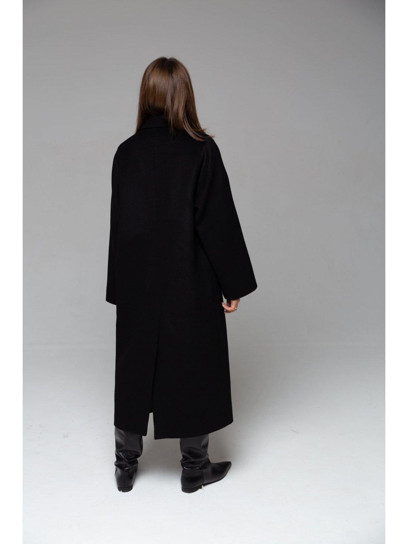 Пальто с широкими рукавами_4