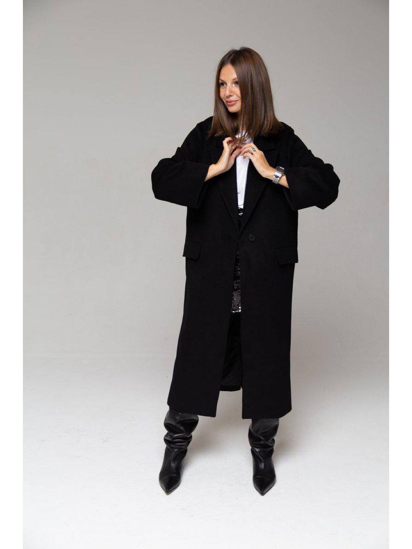 Пальто с широкими рукавами_0