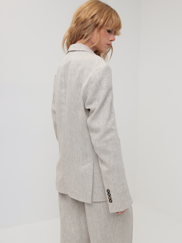 Пиджак изо льна_1