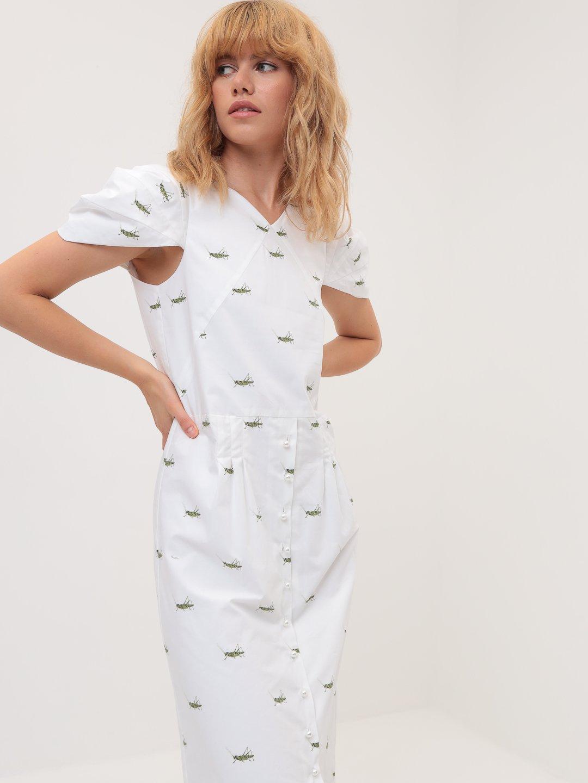 Платье в кузнечиках_0
