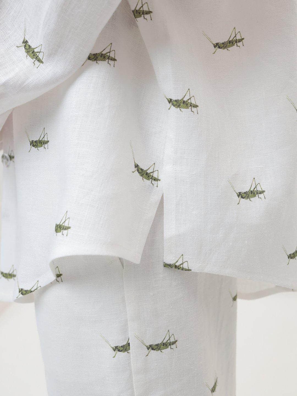 Рубашка в кузнечиках_3