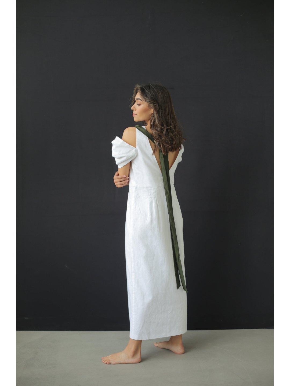 Платье изо льна_2