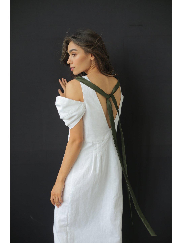 Платье изо льна_4