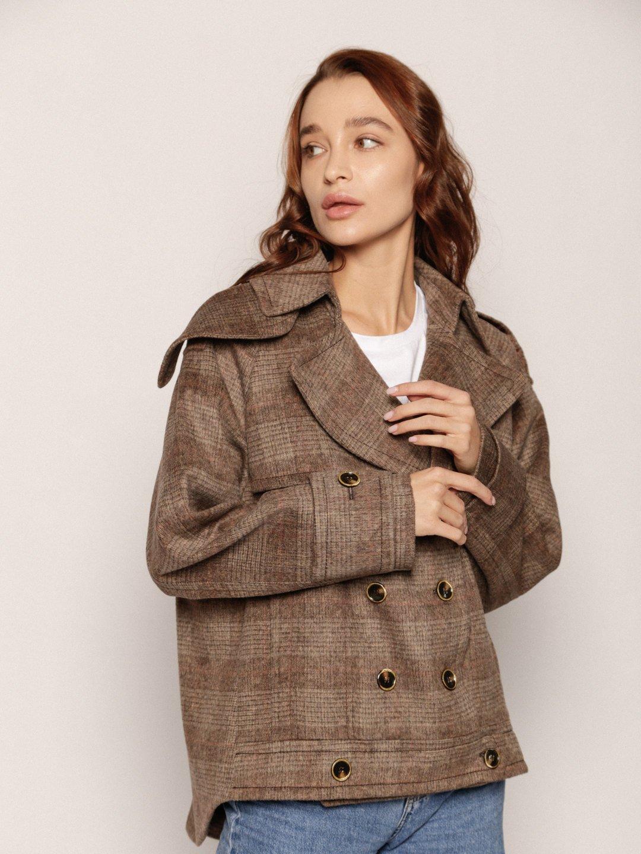 Пальто-тренч укороченное_3