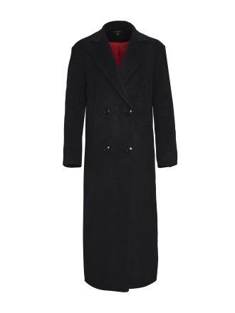 Батино пальто в чёрном цвете