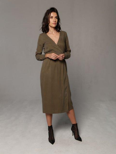 Платье - миди